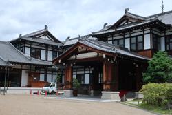 奈良ホテル様 募金箱